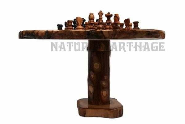 chess board with stand